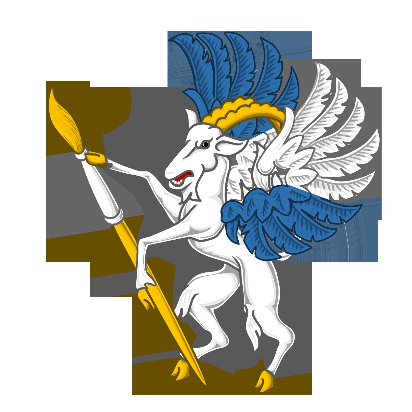 Heraldic arms dealer